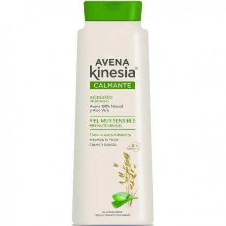 Oats Kinesia Aloe Shower Gel 600 Ml
