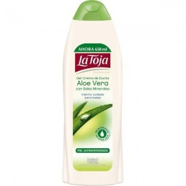 La Toja Aloe Vera Shower Gel 650 Ml