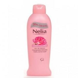 Nelia Moisturizing Rosas Shower Gel 750 Ml