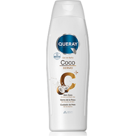 Queray Dermo Coconut Shower Gel 750 Ml