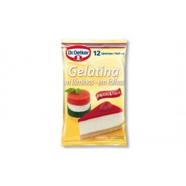 Drs Oetker neutrall Jelly 12 Units 20 Grs