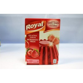 Royal Strawberry Jelly 170 Grs
