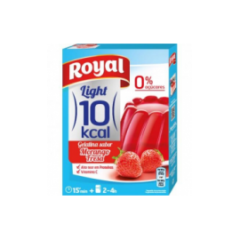 Royal Strawberry Light 0% Jelly 31 Gr