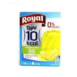 Royal Lemon Light 0% Jelly 31 Gr