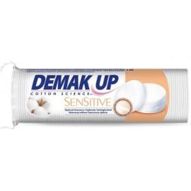 Cottons Demak-up Desmaquilante Dics 70 Units