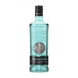 Puerto De Indias Clasica Azul Gin 70 Cl