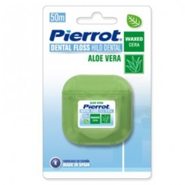 Dental floss Pierrot Aloe Vera 50 Mts