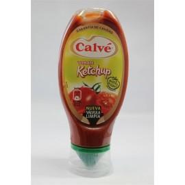 Ketchup Calve Bocabajo 450 Grs