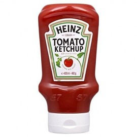Ketchup Heinz Easy Extra Control 460 Grs