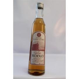 Orujo Roixo with honney Liquor 70 Cl