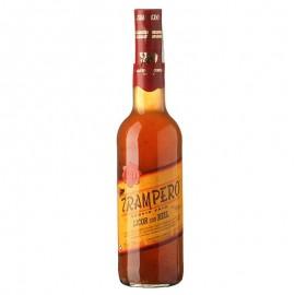 Orujo Trampero with honney Liquor 70 Ml