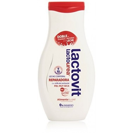 Lactourea Lactovit Body lotion 400 Ml
