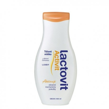 LACTOVIT Body lotion 400 Ml