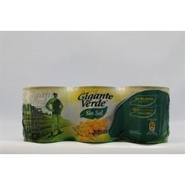 Corn Gigante Green Ligero 250 Grs Pk-2
