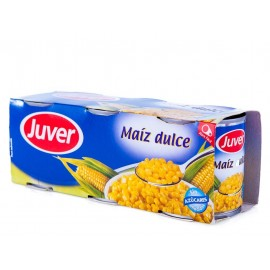 Corn Juver Sweet 250 Grs Pk-3