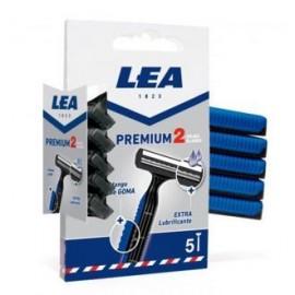 Disposable razors Lea Double Disposable razors 5+1