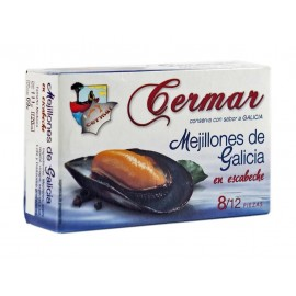 Mussels Cermar Rias 8-12 Ol-120 Grs