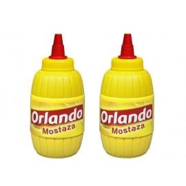 Mostaza Orlando 260 Grs