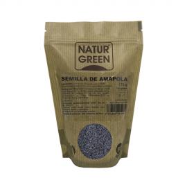 Naturgreen Semilla Amapola Bio 175grs