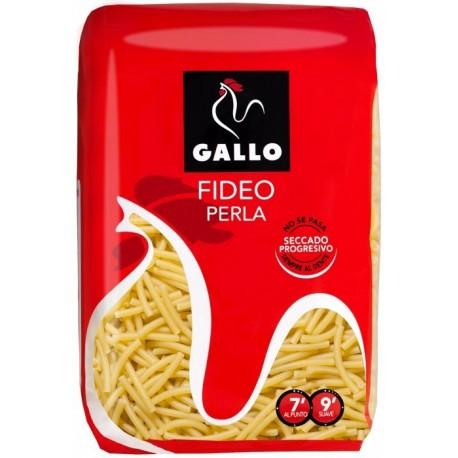 Pasta Gallo Fideo Perla 250 Grs