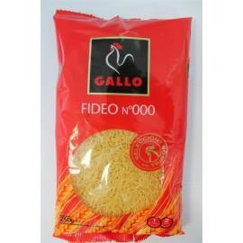 Pasta Gallo Sopa 000 250 Grs