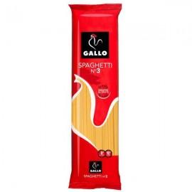 Pasta Gallo Spaguettis 500 Grs