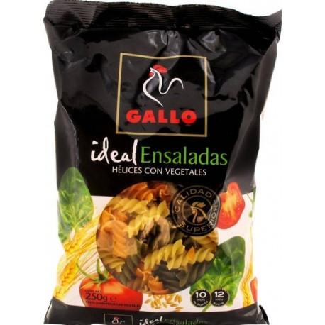 Pasta Gallo Vegetables Margaritas 250 Grs