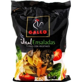 Pasta Gallo Vegetables Plumas 250 Grs