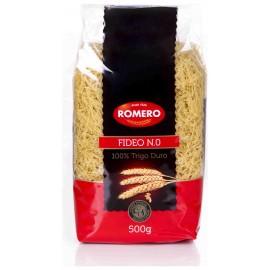 Pasta Romero Fideo Cabello 500 Grs
