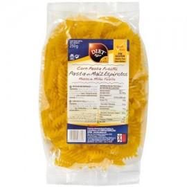 Pasta Sin gluten Maiz Espiral 250 Grs Diet Radisson