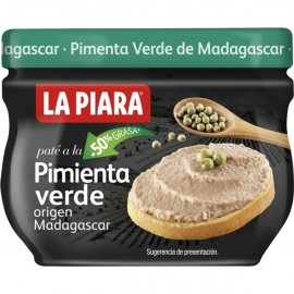 Pate Piara Pepper Green 100 Grs