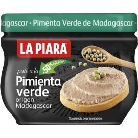 Pate Piara Pimienta Verde Tarro 100 Grs