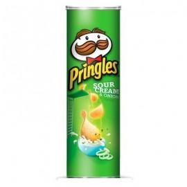 Pringles Snack Potato Oinon 165 Grs