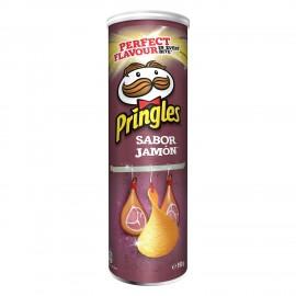 Pringles Snack Patatas Jamon 165 Grs