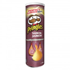 Pringles Snack Patato Ham 165 Grs
