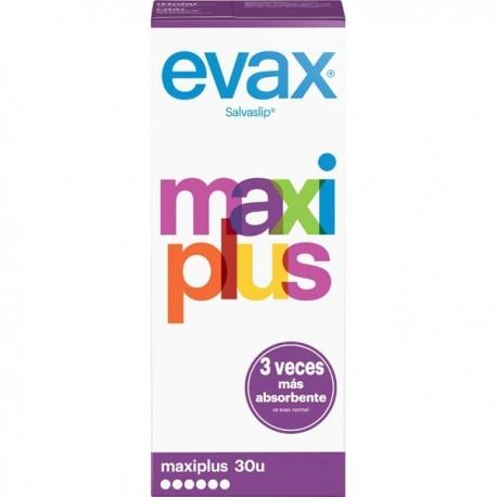 Protege-slip Evax Maxi Plus 30 Unidades