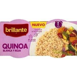 Brillante white and Red Quinoa Pk-2x125
