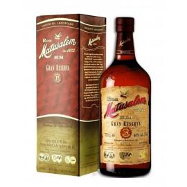 Matusalen 15 years aged Rum 70 Cl