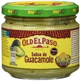 Salsa Guacamole Old El Paso Tarro 195 Gr