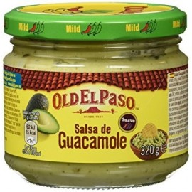 Sauce Guacamole Old El Paso 195 Gr