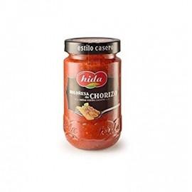 Salsa Hida Boloñesa Chorizo Tarro 355 Gr