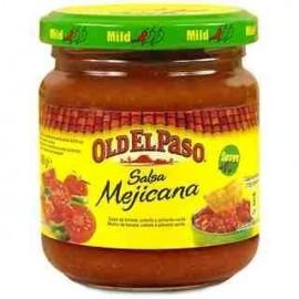 Salsa Mexicana Old El Paso Tarro 190 Grs