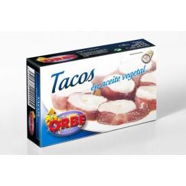 Tacos Al Estilo Pulpo Orbe Aceite 120 Gr