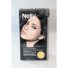 Nelly Nº1 Hair coloring