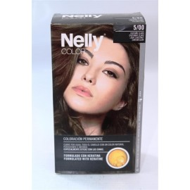 Nelly Nº5 Hair coloring