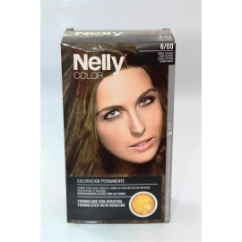 Nelly Nº6 Hair coloring