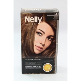 Nelly Nº7 Hair coloring