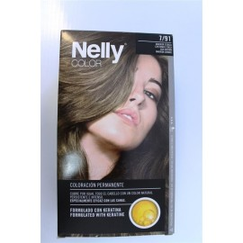 Hair coloring Nelly Nº7 91