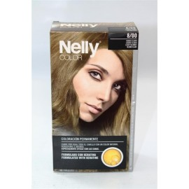 Nelly Nº8 Hair coloring