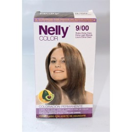 Nelly Nº9 Hair coloring
